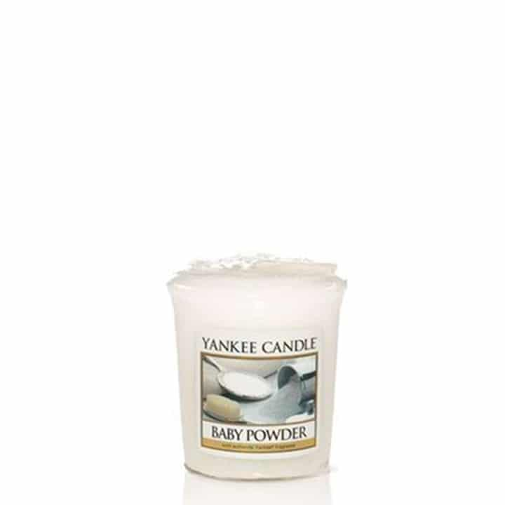 Yankee Candle Baby Powder Sampler